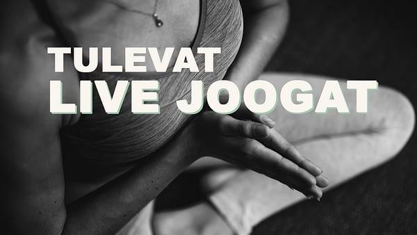 Tulevat Live Joogat